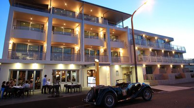 Crown Hotel Napier