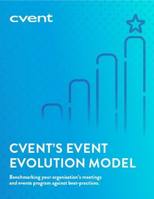 Cvent Event Evolution Model